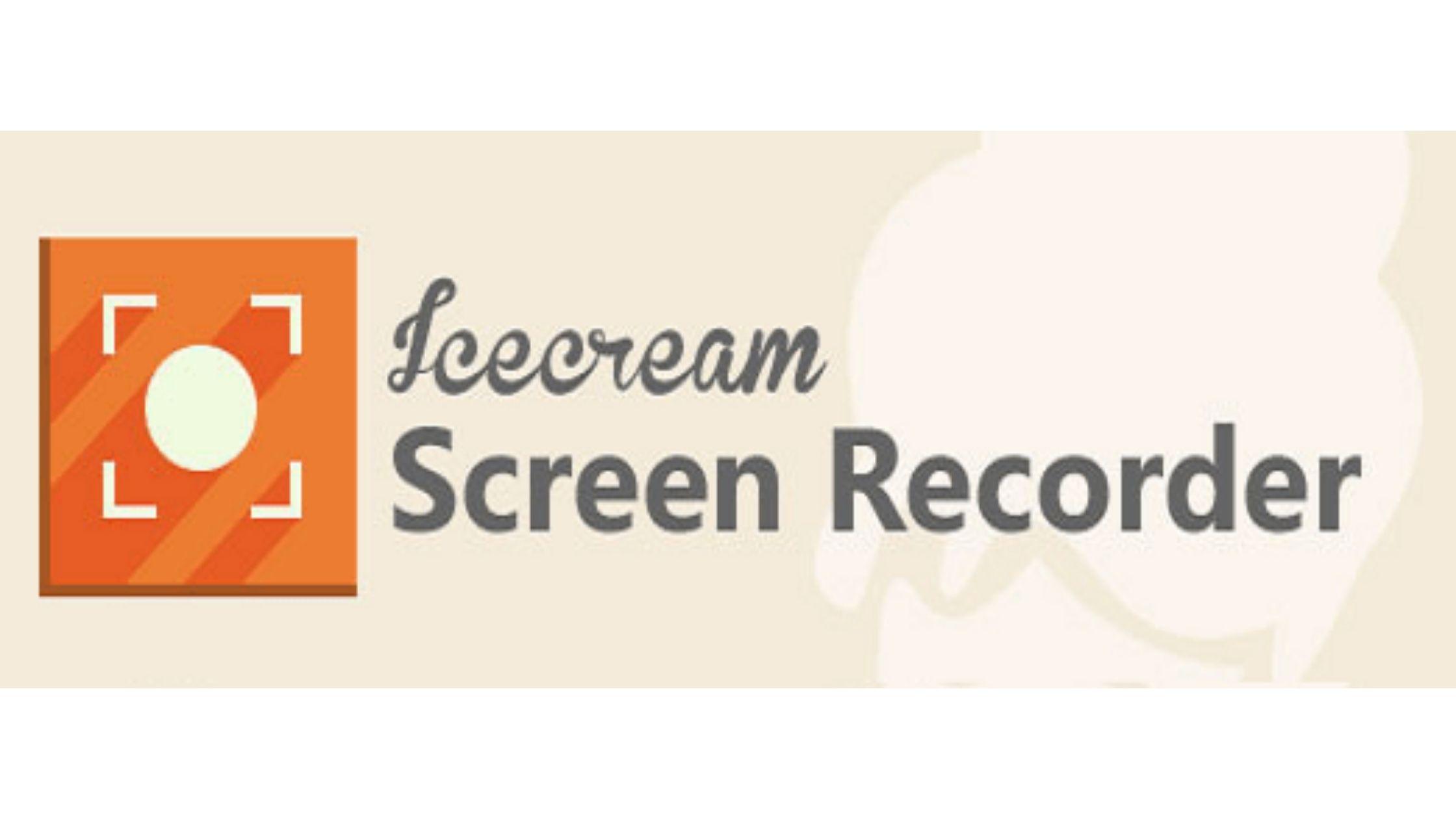 Ice Cream Recorder