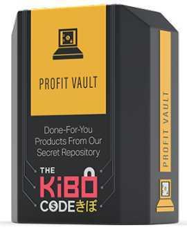 Kibo code quantum Profit Vault